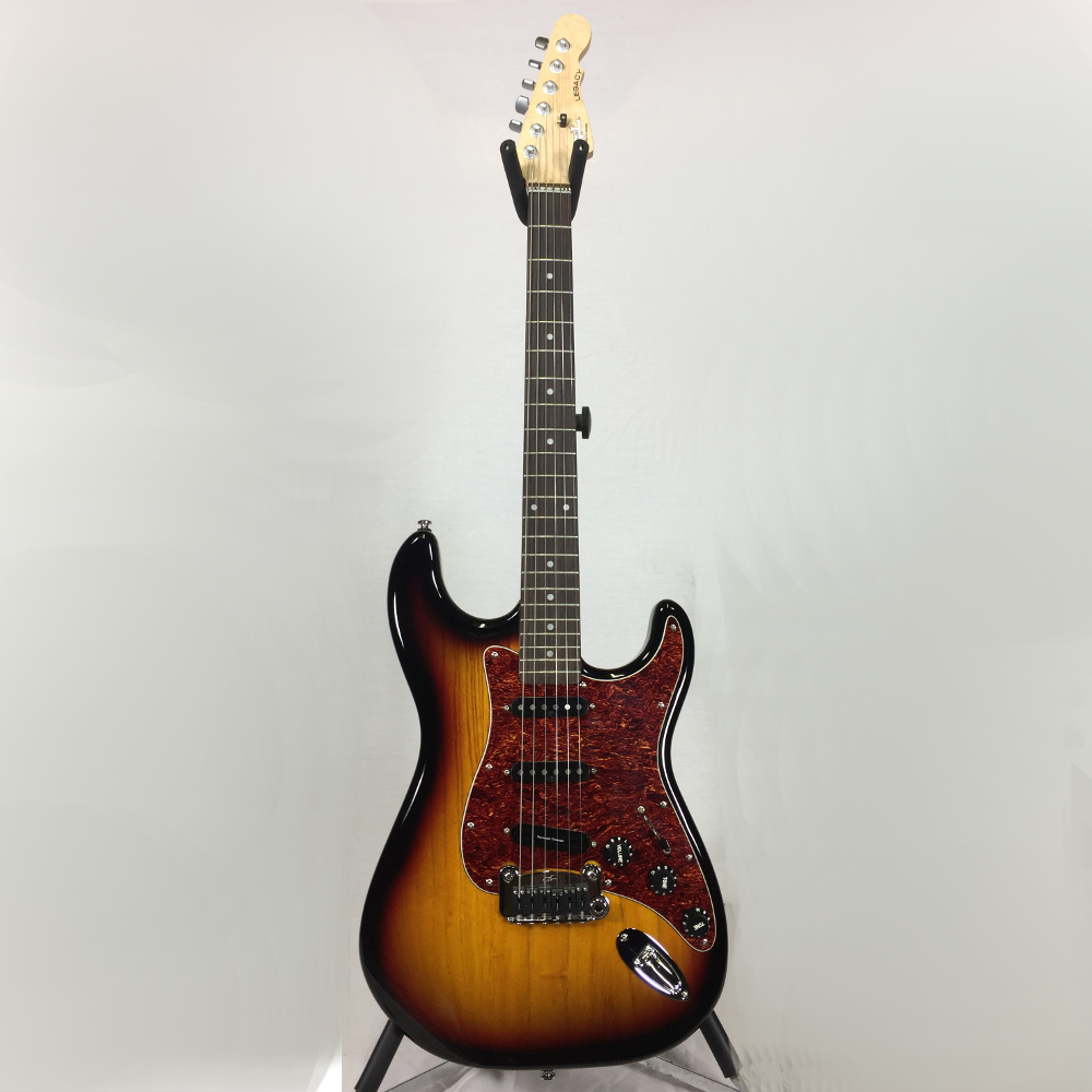 G&L Tribute Legacy Arita Player Upgrade Translucent Finish.