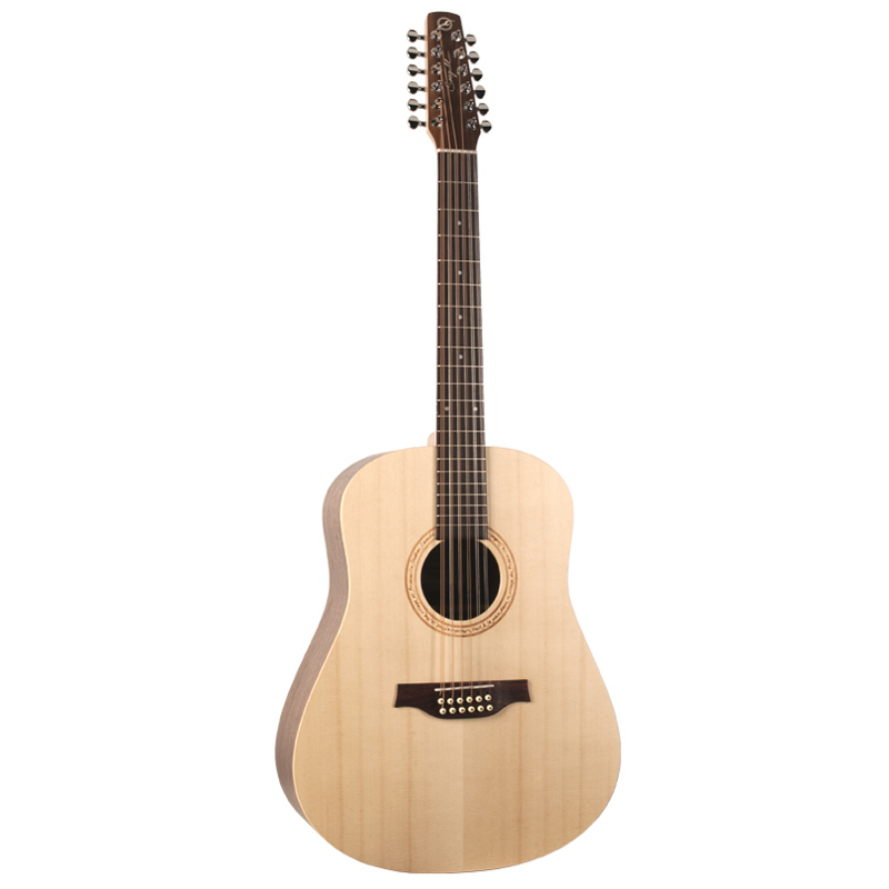Seagull Excursion Walnut 12 String.