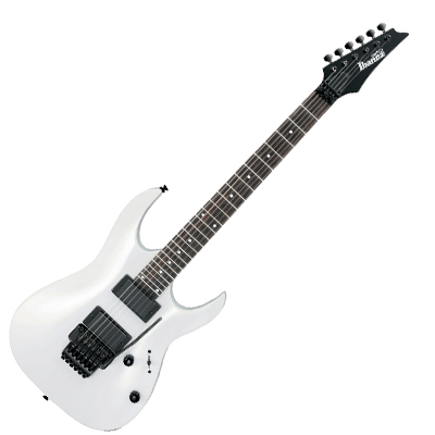 Ibanez GRGA32TWH electric guitar.