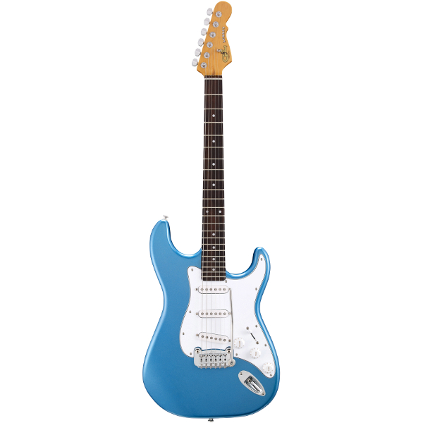 G&L Tribute Legacy In Lake Placid Blue.