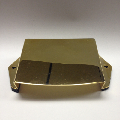 Gold Bass End Bridge Cover