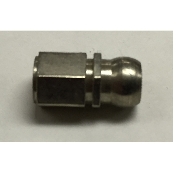 "1/4"" Banjo Tension Rod Nut."
