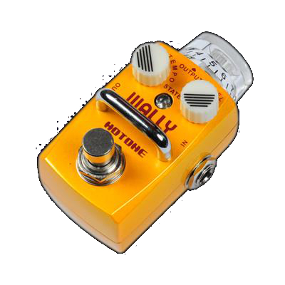 Hotone Skyline Wally Looper Pedal.