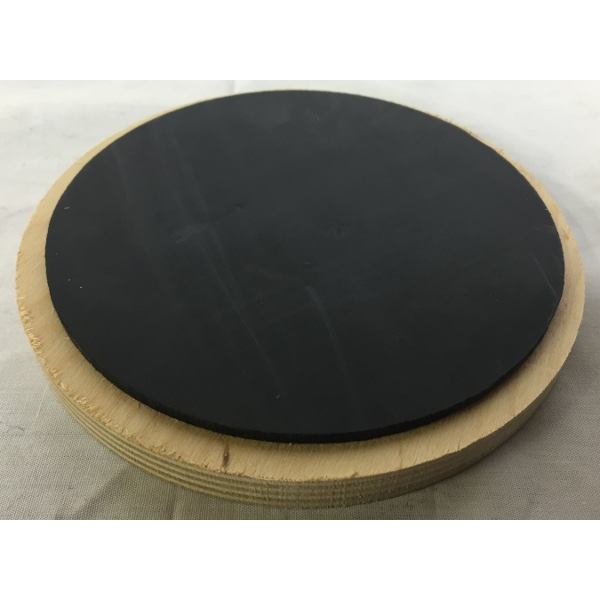 Small Round Rubber Practice Pad.