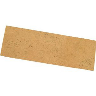 1/8 Thickness 12x4 Sheet Cork.
