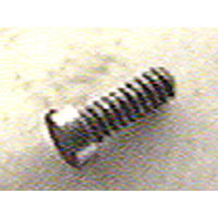 #6 Flat Spring Retaining Screw.