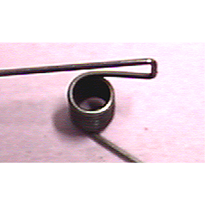 ".155"" Diameter Water Key Spring For Trombone."