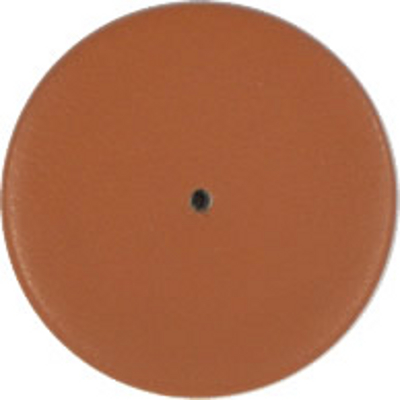 Micro Melody Sax Pads Tan Stitch Soft Back.