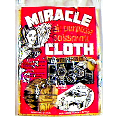 Miracle Cloth.