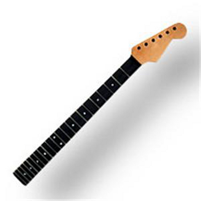 Replacement Guitar Neck With Rosewood Fretboard.