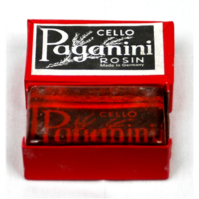 Paganini Cello Rosin