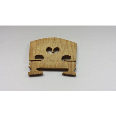 1/2 Size Maple Violin Bridge.