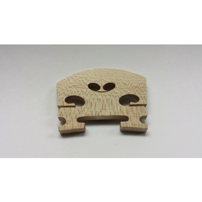 4/4 Size Maple Violin Bridge.