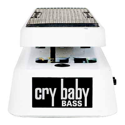 Cry Baby Bass Wah Pedal.
