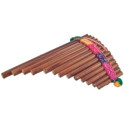 13 Note Pan Flute.