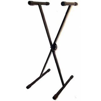 Single Braced Keyboard Stand.