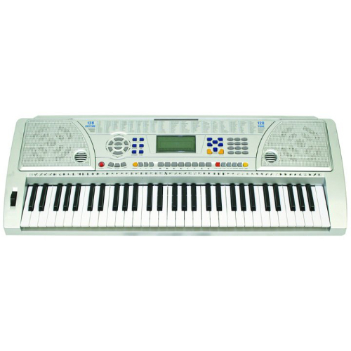 61 Note Touch Sensitive Portable Electronic Keyboard.
