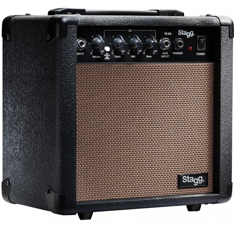 Stagg 10 Watt Acoustic Amplifier.