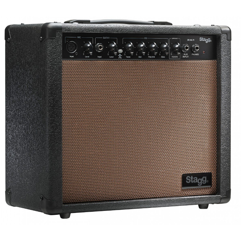 Stagg 20 Watt Acoustic Amplifier.