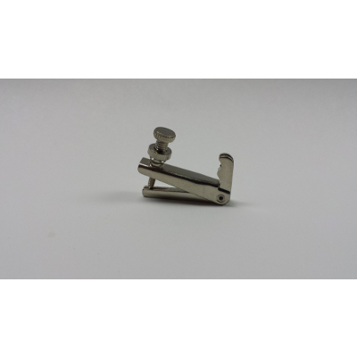 Tailpiece Mounted Violin E String Adjuster.
