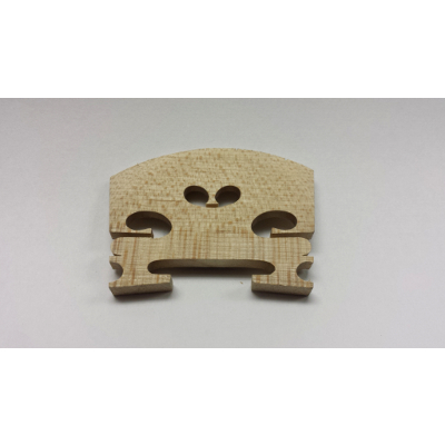 3/4 Size Maple Violin Bridge.