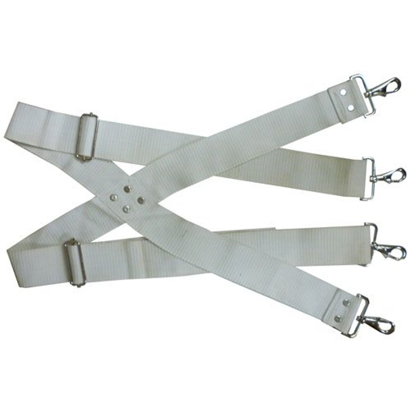 Bass Drum Harness