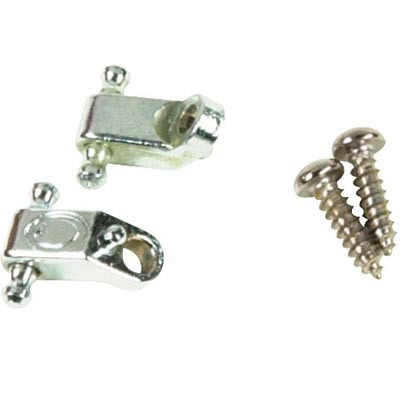 Fender American Series Chrome String Guide Pair.