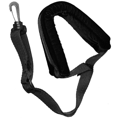 Micro Padded Sax Strap.