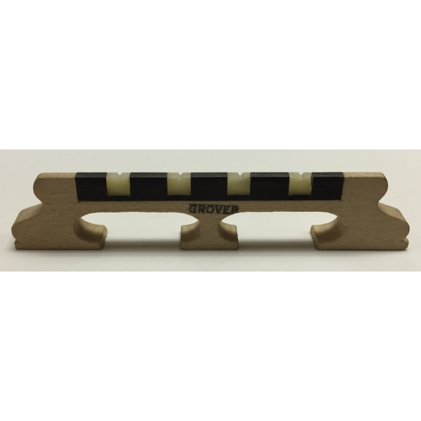 "5/8"" Tenor Banjo Bridge."