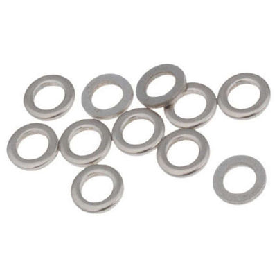 Cannon Metal T Rod Washers Bag of 50.