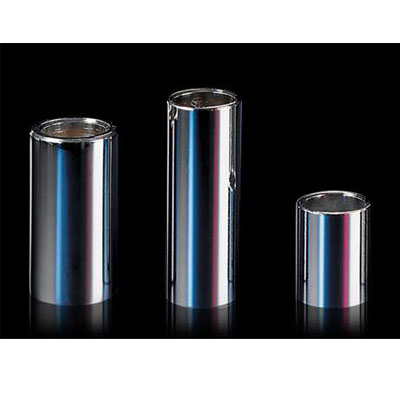 Dunlop metallic slide chromed steel medium 19x22x60.