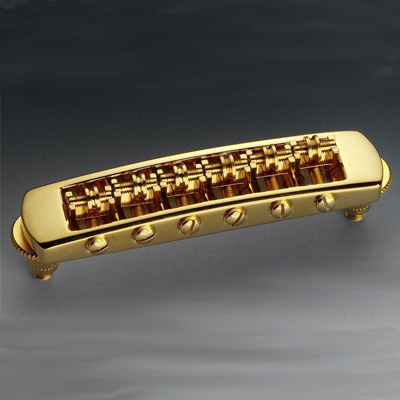 Schaller Roller Tunematic Bridge Gold.