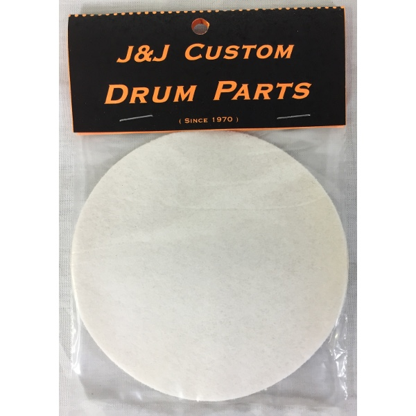 Felt Dot For Bass Drum.