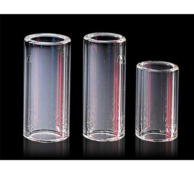 Dunlop glass slide heavy wall thickness small short 17x35x51.