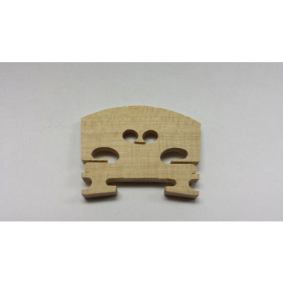 1/8 Size Maple Violin Bridge.