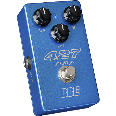 BBE 427 Distortion Pedal.