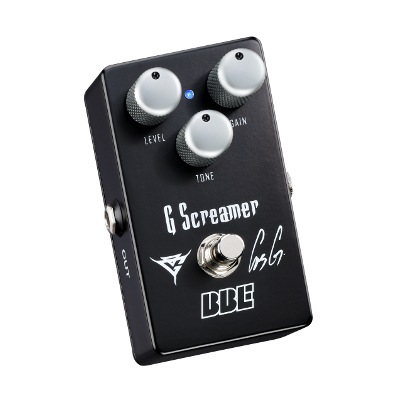 BBE G Screamer Overdrive Pedal.
