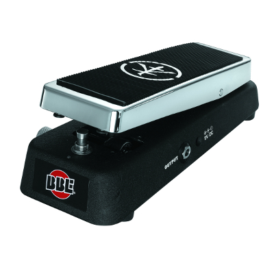 BBE Ben Wah Vintage Wah Pedal With Halo Inductor.