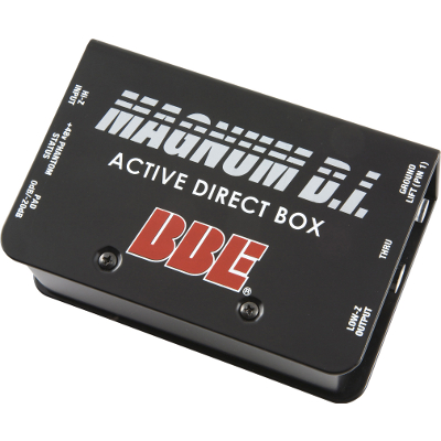 BBE Magnum D.I. Direct Box.