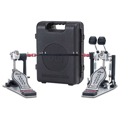 DW 9000 Series Double Kick Pedal.