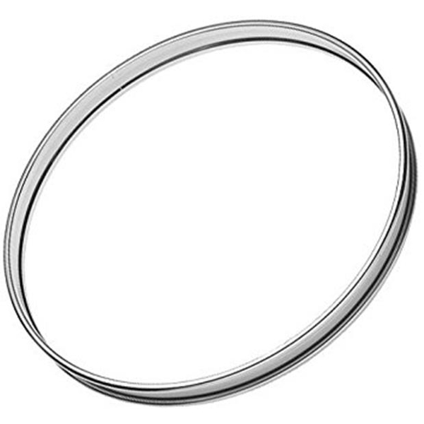 Chrome Bass Drum Hoop 24 Inch.