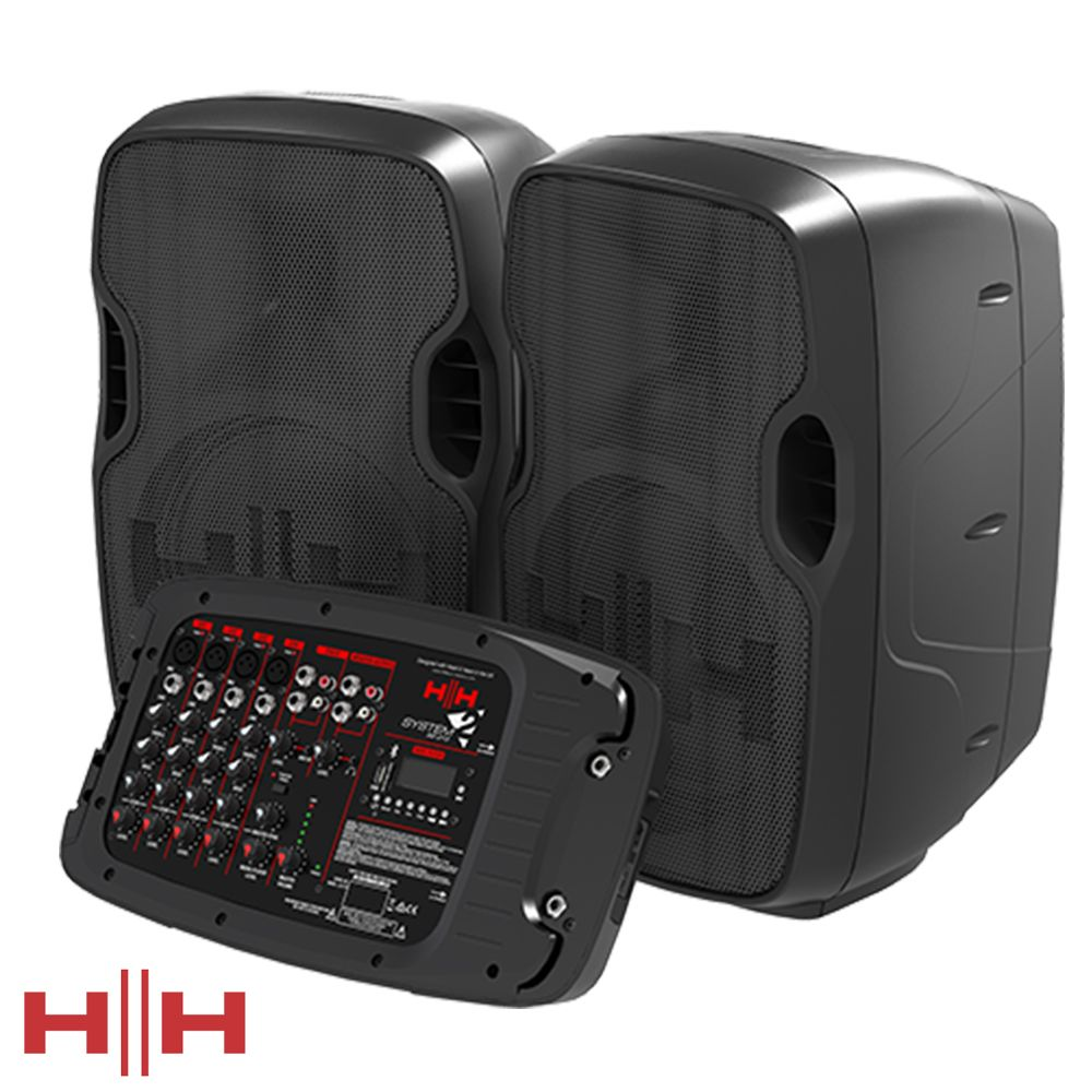 HH S2-210 Portable PA System.