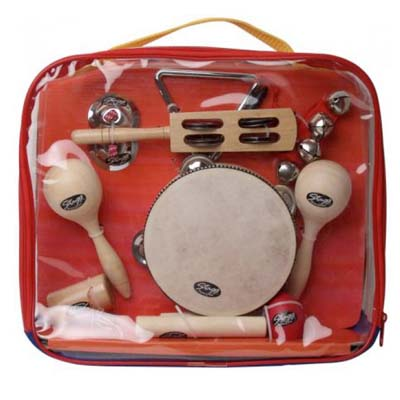 Stagg Small Percussion Kit.