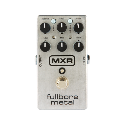 MXR Full Bore Metal Pedal.