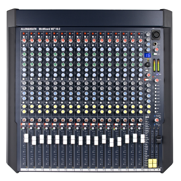 Allen & Heath MixWizard WZ4 16:2 Mixer.