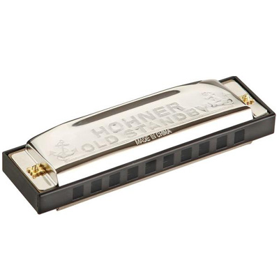 Hohner Old Standby Harmonica.