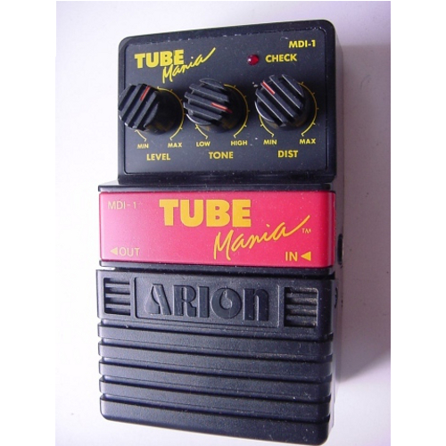 Arion Tube Mania Pedal.