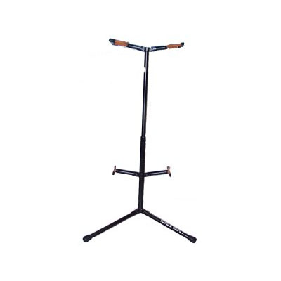 Double guitar stand.