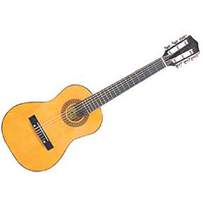 1/2 Size Nylon String Guitar.