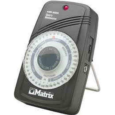 Matrix MR-500 Quartz Metronome.